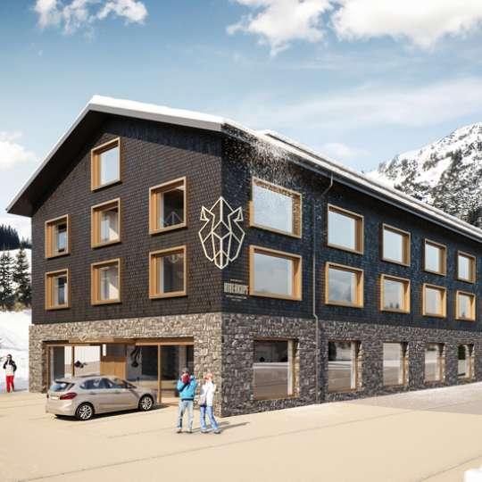 Berghotel Biberkopf Wohlfühl- und Lifestyle-Oase im urbanen Alpencharme