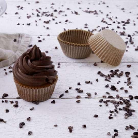 Zenker Muffin Papierbackförmchen Kakaoschale