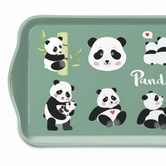 Pandabären erobern den Tisch
