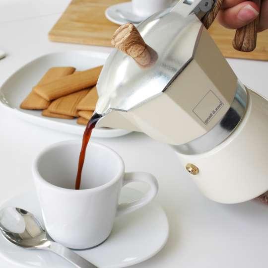 Venezia – traditionelle Espressokocher im modernen Design