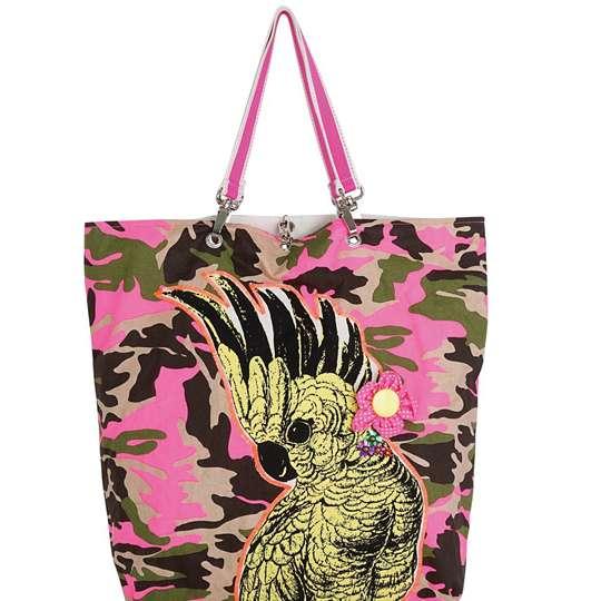 Mila: Kollektion Ginger / Thema 'Tropical' - exotische Tiere und Muster