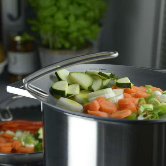 mono multitop Kochdeckel - die vielfältige Kochrevolution