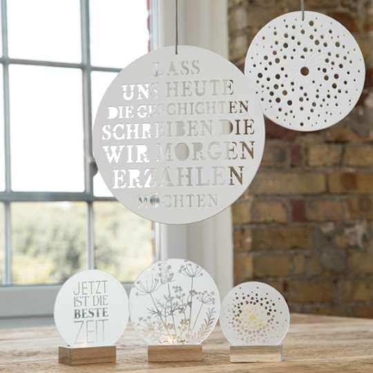 Räder: Poesien auf Glas