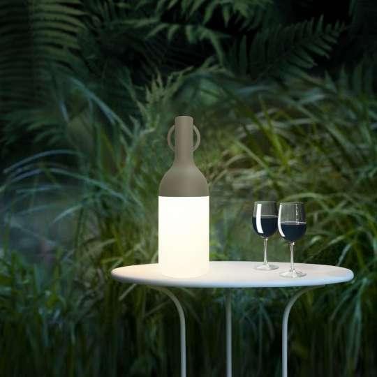 Outdoor-Leuchte in Flaschenform von Sompex