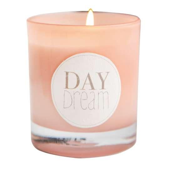 räder - Blütezeit - Duftkerze Daydream mit Licht