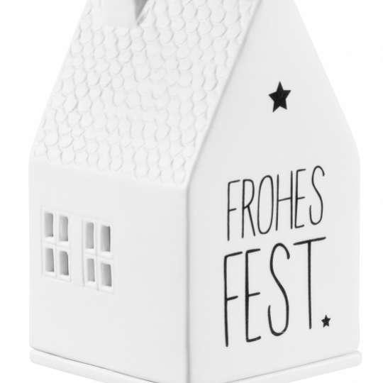 räder - Lichthaus X-mas - Frohes Fest - 7 x 7 x 10 cm