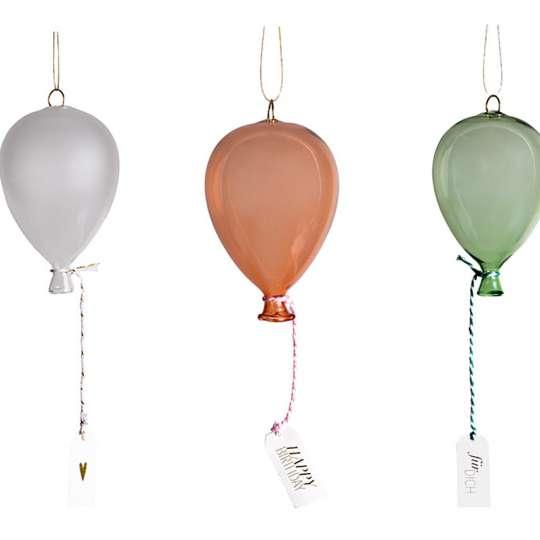 Raeder Luftballons aus Glas