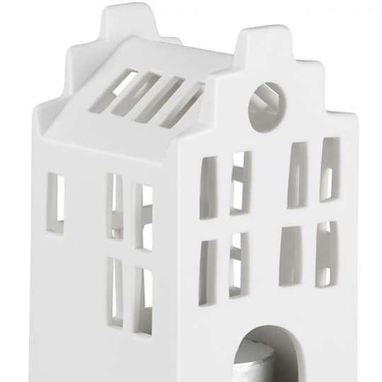 räder - Mini Lichthaus - Stadthaus - 5,5 x 6 x 10,5 cm