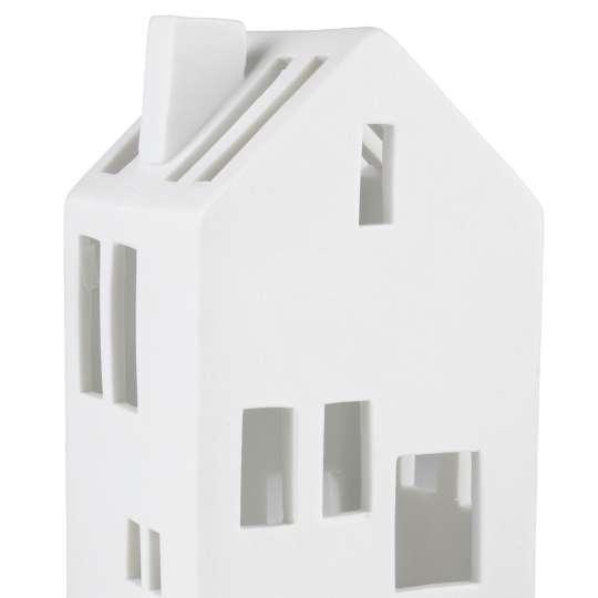 räder - Mini Lichthaus - Wohnhaus - 6 x 6 x 11 cm