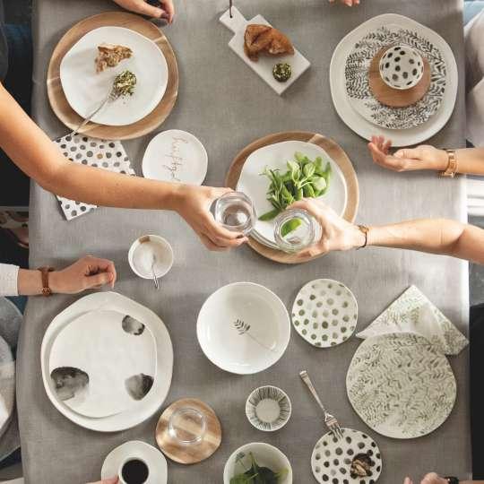 MIX & MATCH Neue Serie für den gedeckten Tisch