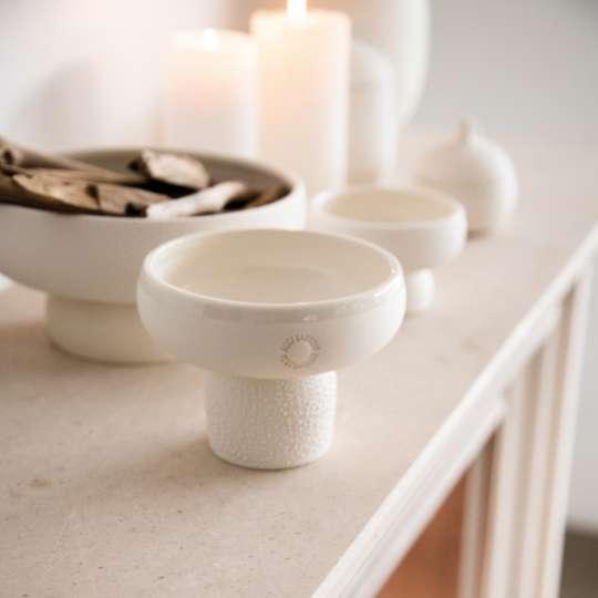 Räder: raffinierte Herstellung: Vasen, Schalen und Dosen in Perlenoptik / Mood 1
