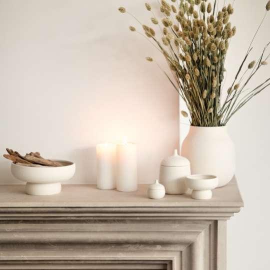 Raeder: Vasen, Schalen und Dosen in Perlenoptik / Mood 3
