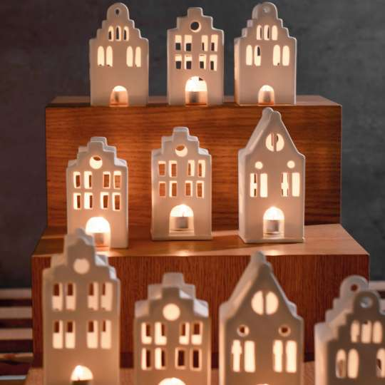 räder - Lichthaus - mood mit Kerzen