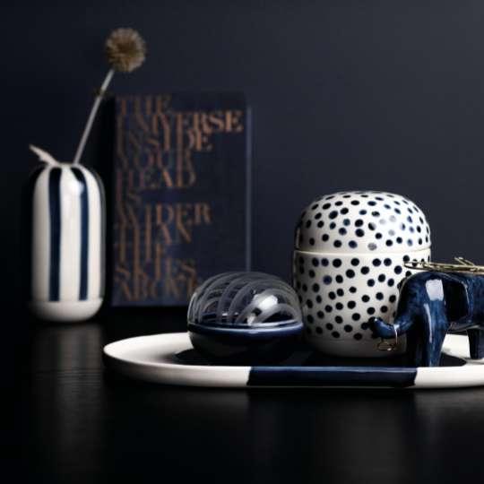 Tintenblaue Deko- und Livingartikel von Raeder