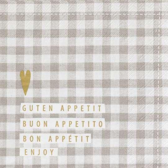 Serie 'Guten Appetit' Serviette
