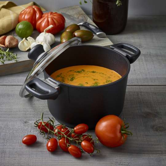 Scanpan: Serie Classic / Topf / Mood Tomatensuppe