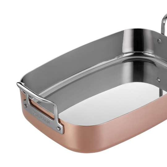 Scanpan - Maitre D' Serie aus Kupfer / Auflaufform 77403500