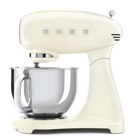 smeg Küchenmaschine, SMF 03, Full-Colour-Lackierung, creme