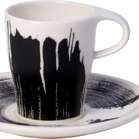 Villeroy & Boch Coffee Passion Awake Espressotasse Dopio m. Untertasse  2tlg. (1 Set)- 1042489121