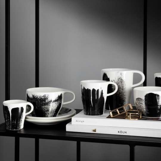 Tassen fuer Espresso, Espresso doppio, Kaffee, Cappuccino und Milchkaffee